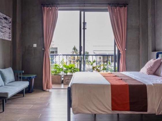 Căn hộ 1 phòng cạnh sân bay Đà Nẵng