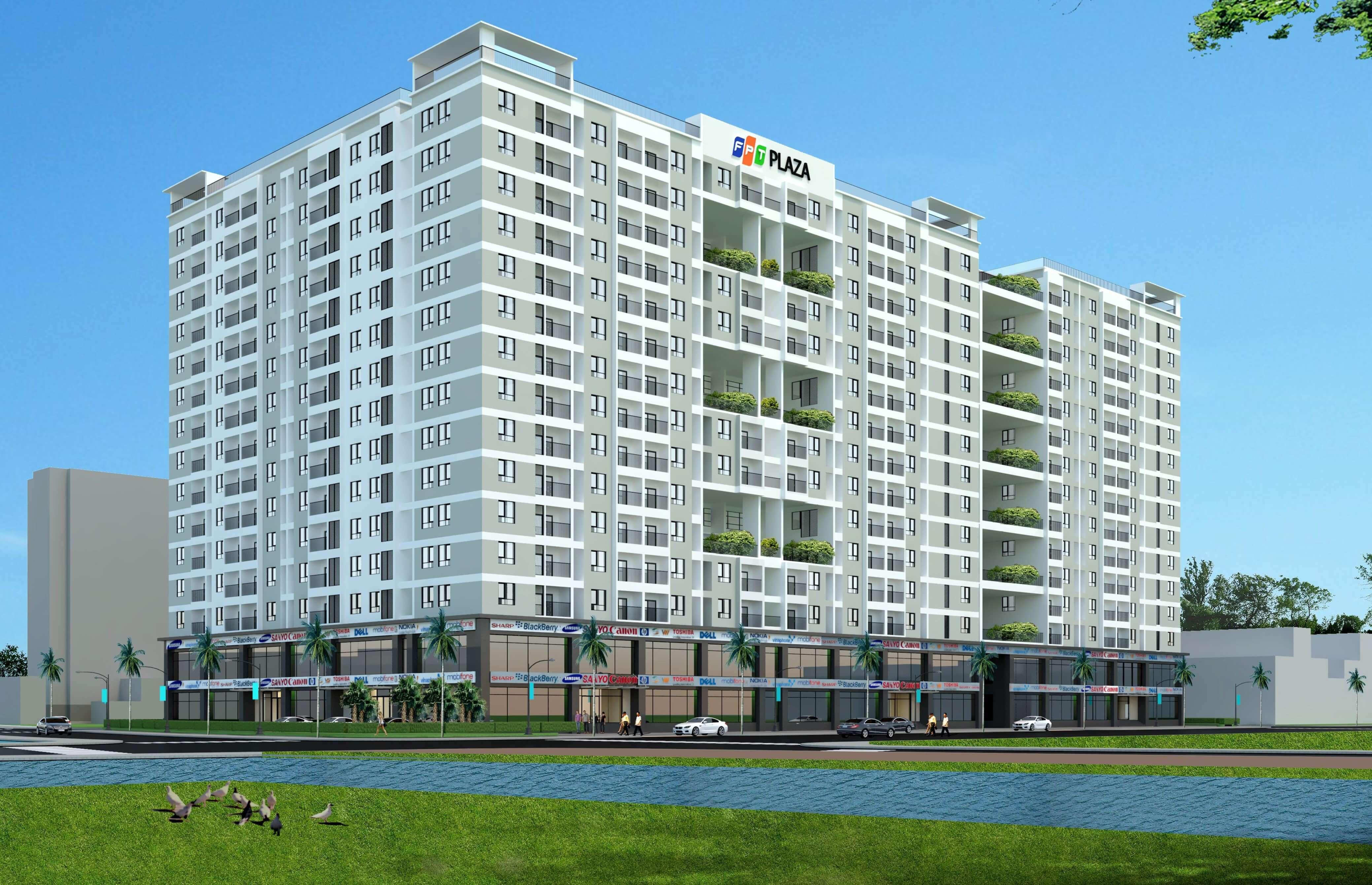 Bán chung cư FPT Plaza – khu đô thị FPT CITY ĐÀ NẴNG – LTTLAND