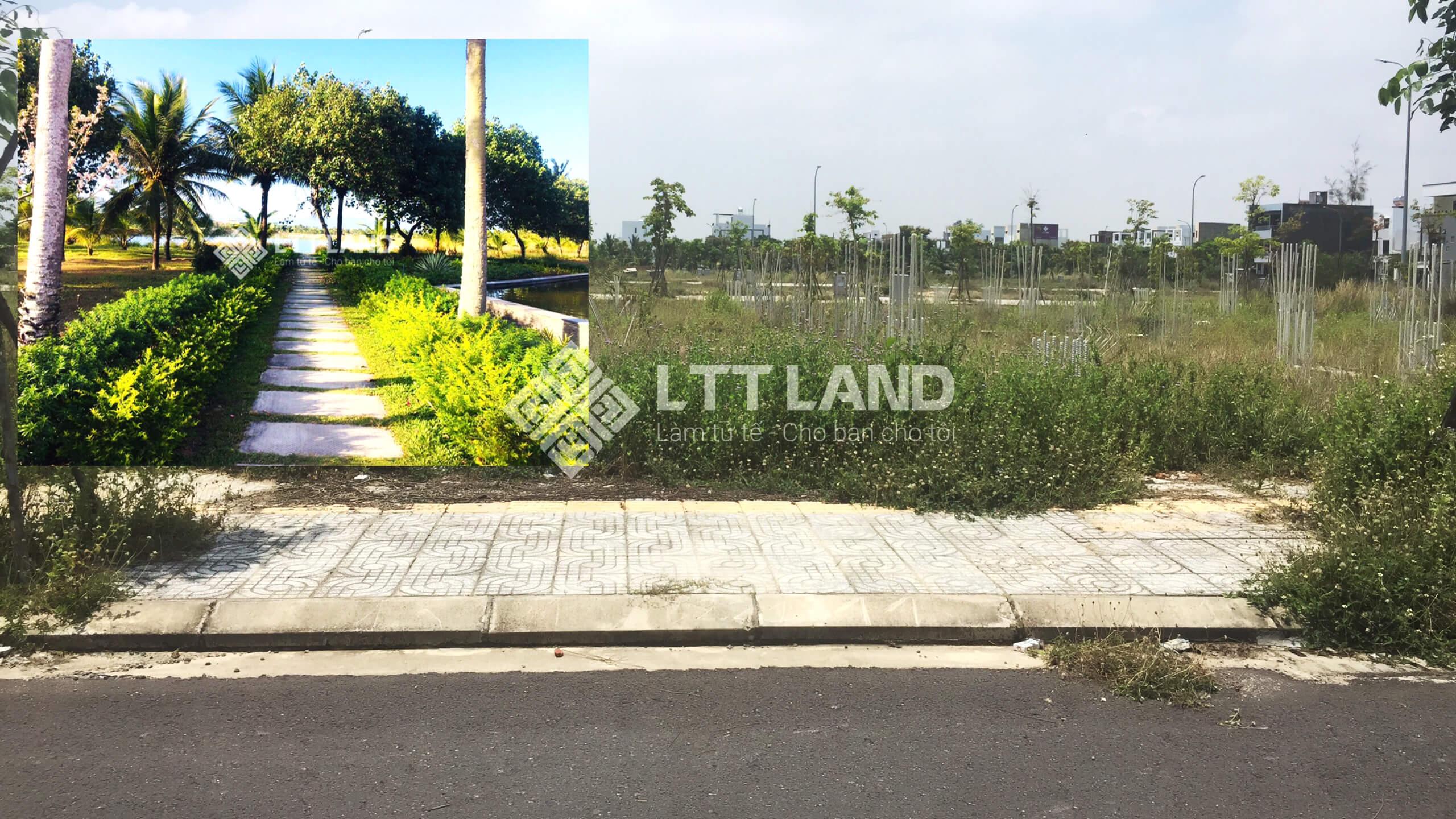 Bán đất FPT Đà Nẵng 90m2 LTTLAND