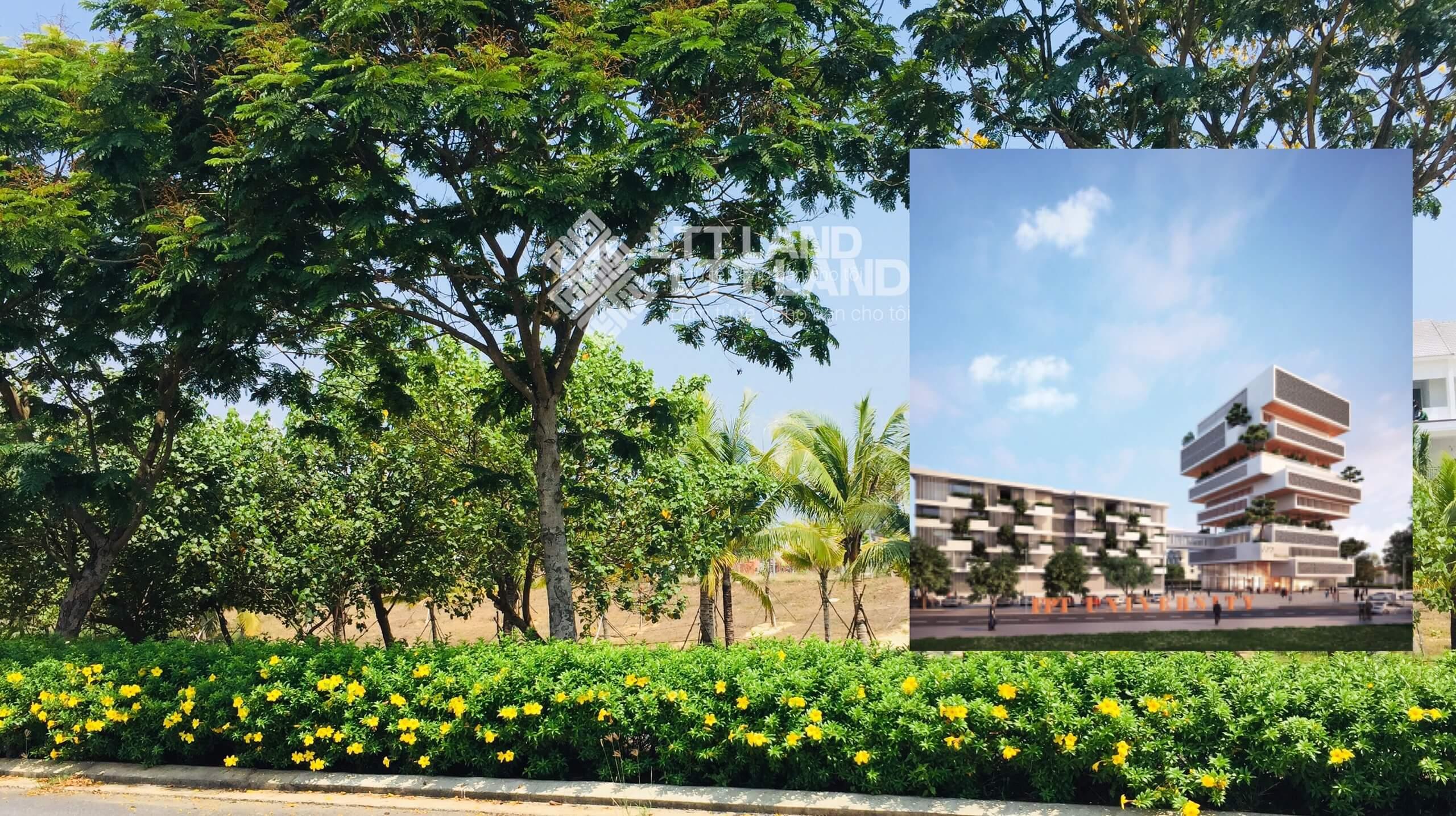 Đất 180m2 FPT Đà Nẵng -Hãy quyết định nhanh nhất có thể