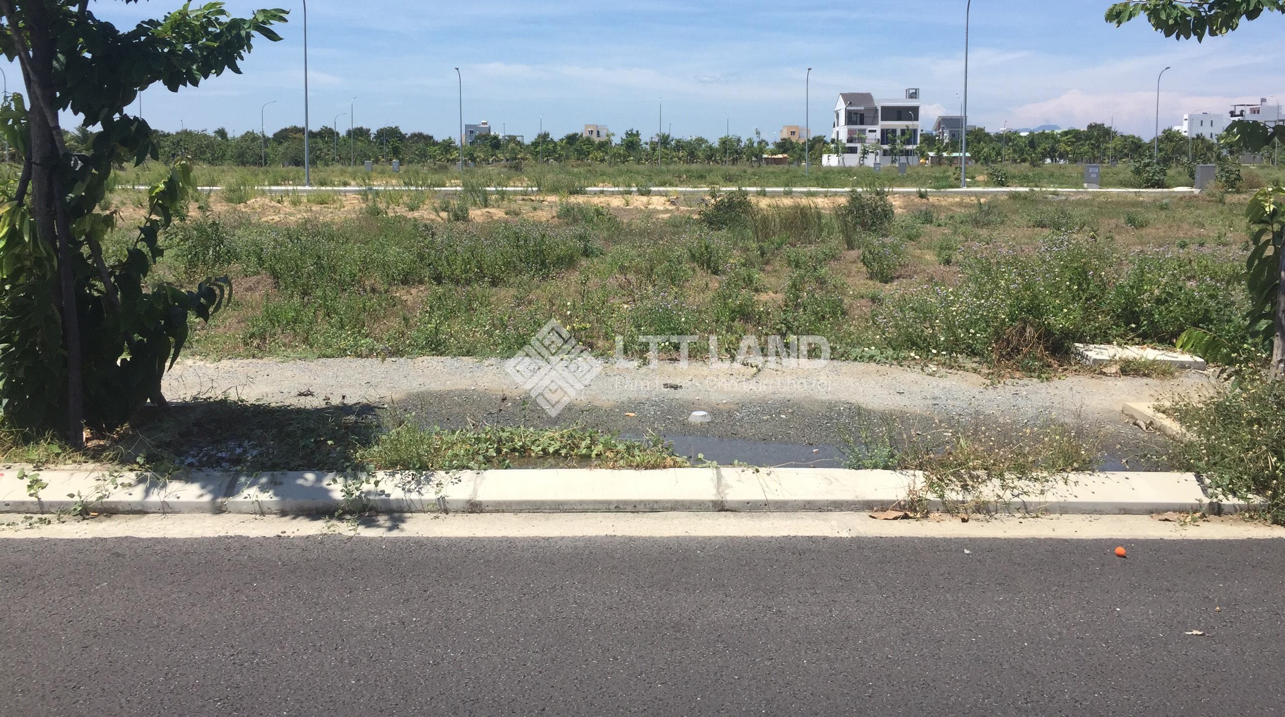 Bán lô đất 90m2 FPT Đà Nẵng đối diện công viên và trường học