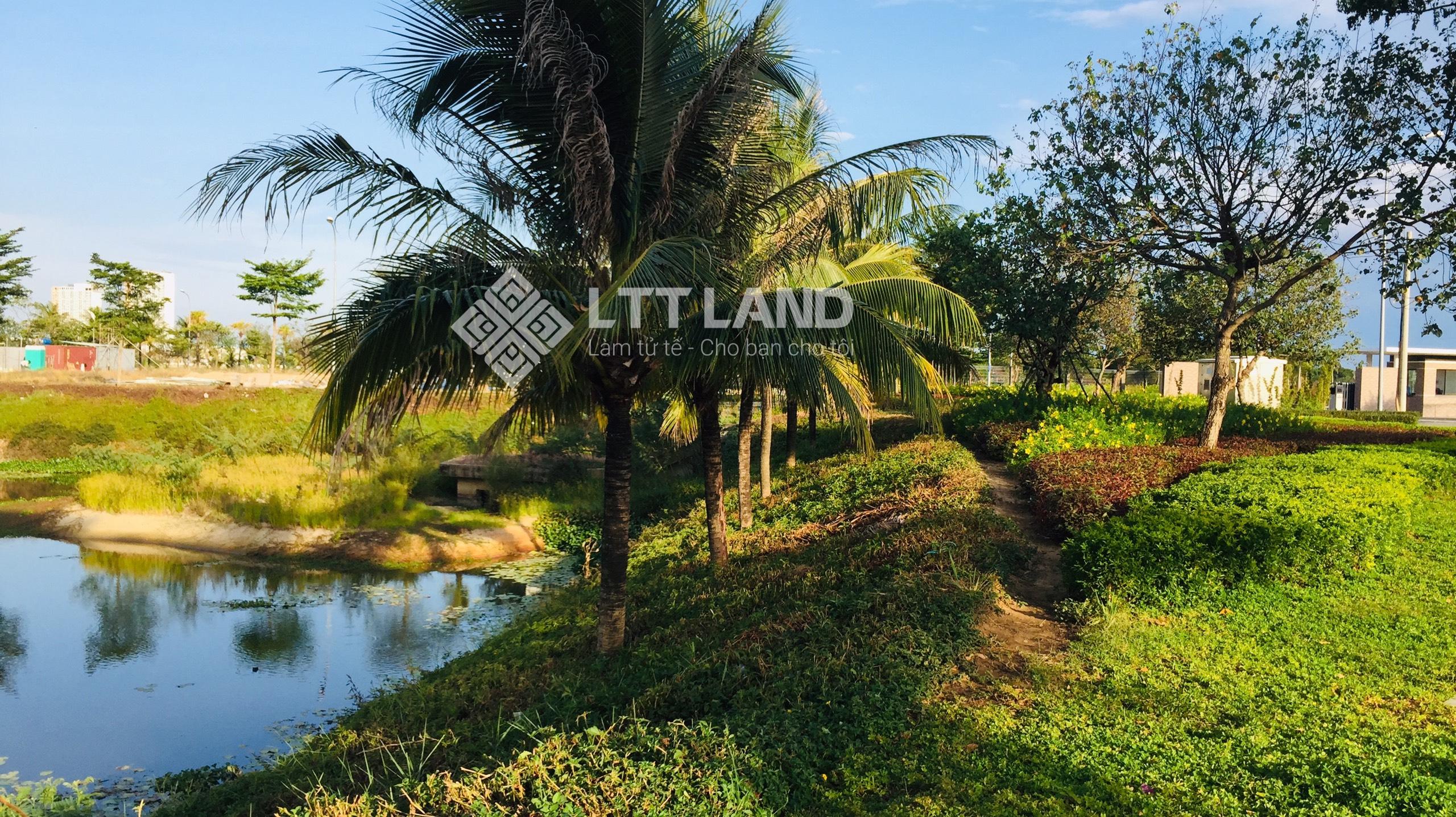 Đất biệt thự FPT City Đà Nẵng ven sông