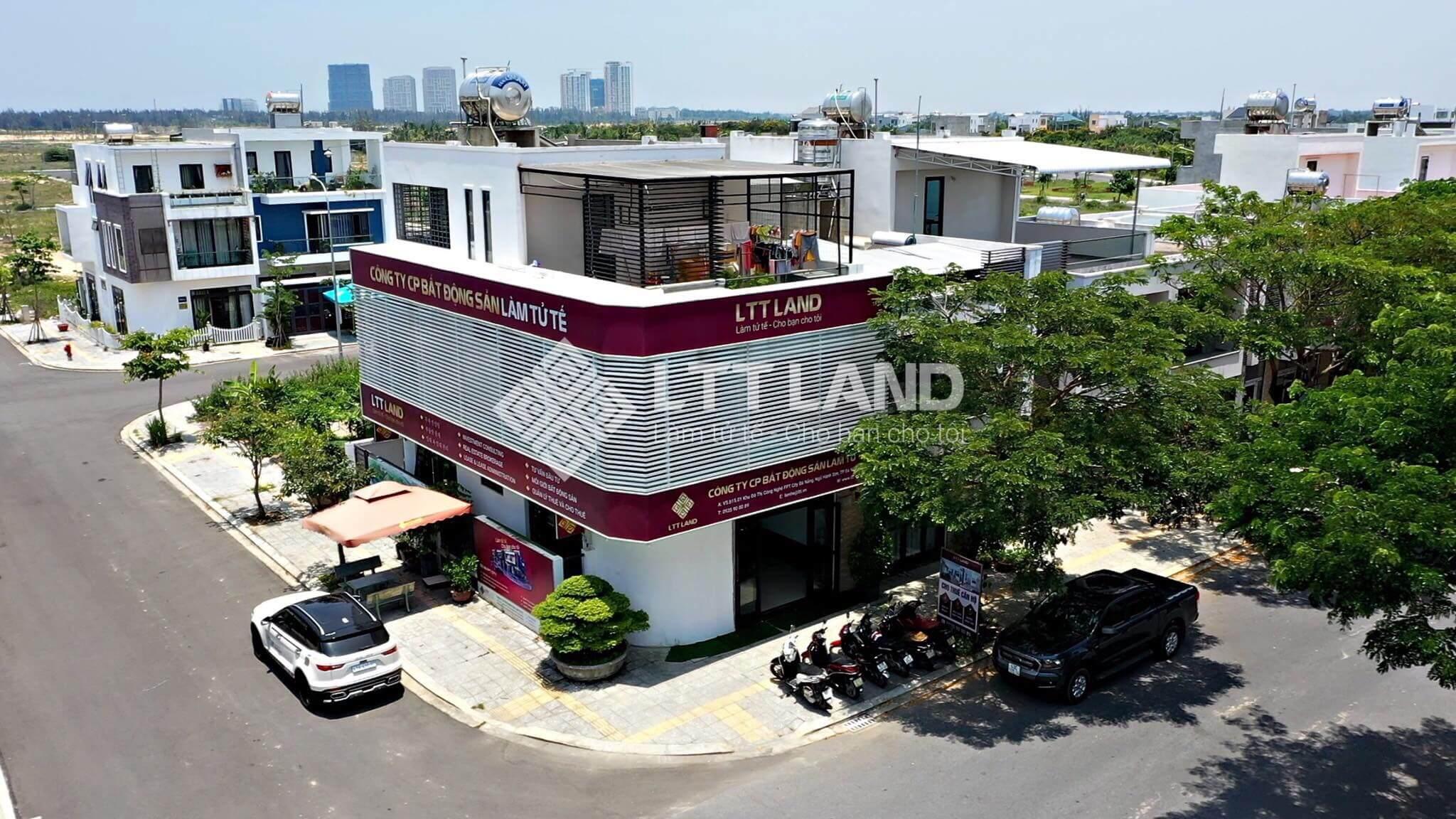 Bán Lô Đất Lí Tưởng 180m2 FPT Đà Nẵng