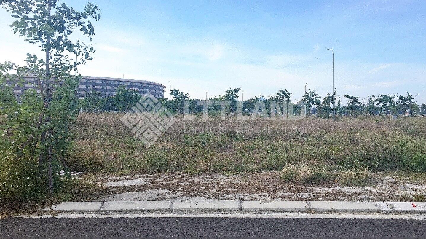 Bán lô đất 104,3m2 hướng Nam FPT Đà Nẵng