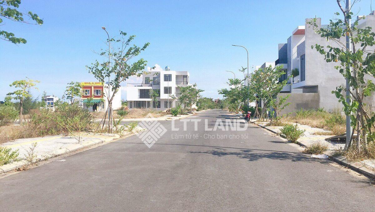 Bán lô 120m2 FPT Đà Nẵng
