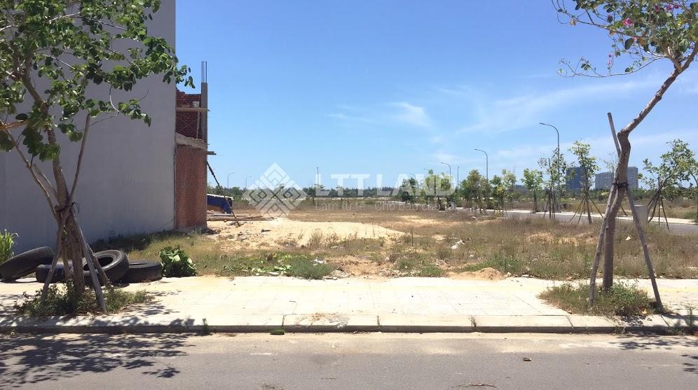 Bán Lô Đất Đối Lưng Trục Shophouse FPT City Đà Nẵng .