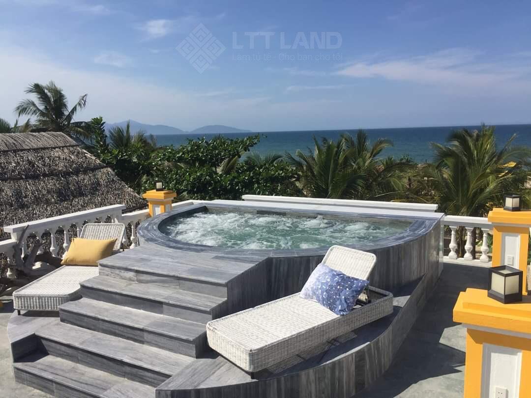 Villas view biển cảm xúc tuyệt vời từ thiên nhiên ban tặng