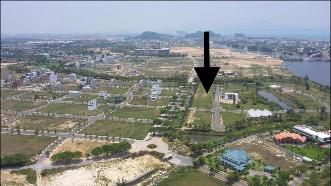 Biệt thự 605m2 đất nền Đà Nẵng
