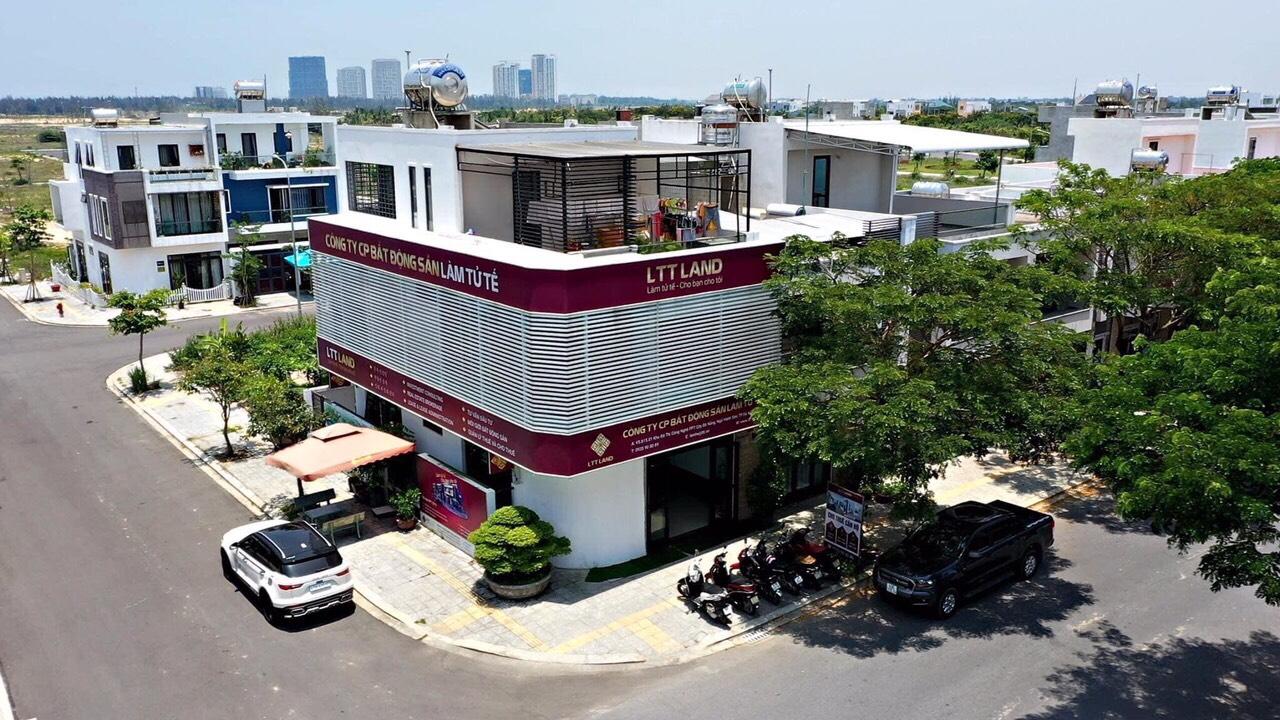 Biệt thự 605m2 FPT City Đà Nẵng