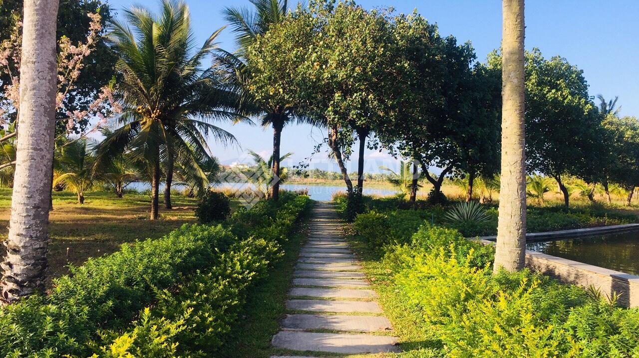 Đất nền biệt thự 605m2 FPT City Đà Nẵng