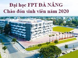 Đại học FPT Đà Nẵng đón tân sinh viên 2020