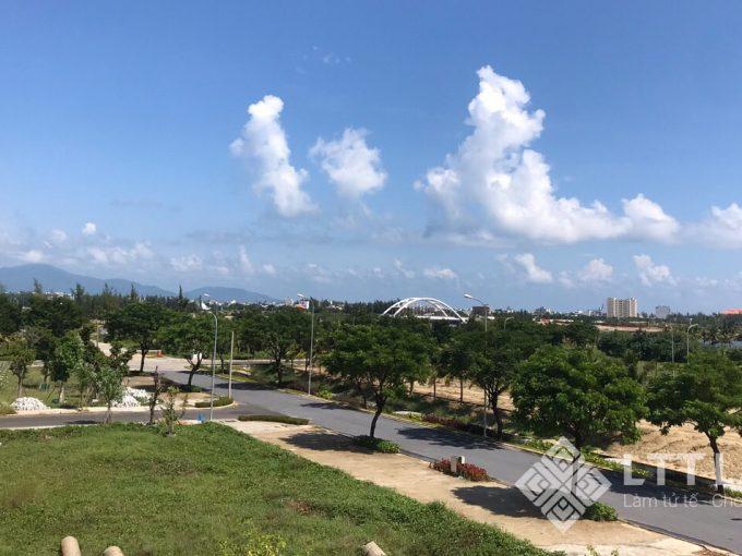 Bán đất nền biệt thự 2 mặt tiền FPT City Đà Nẵng