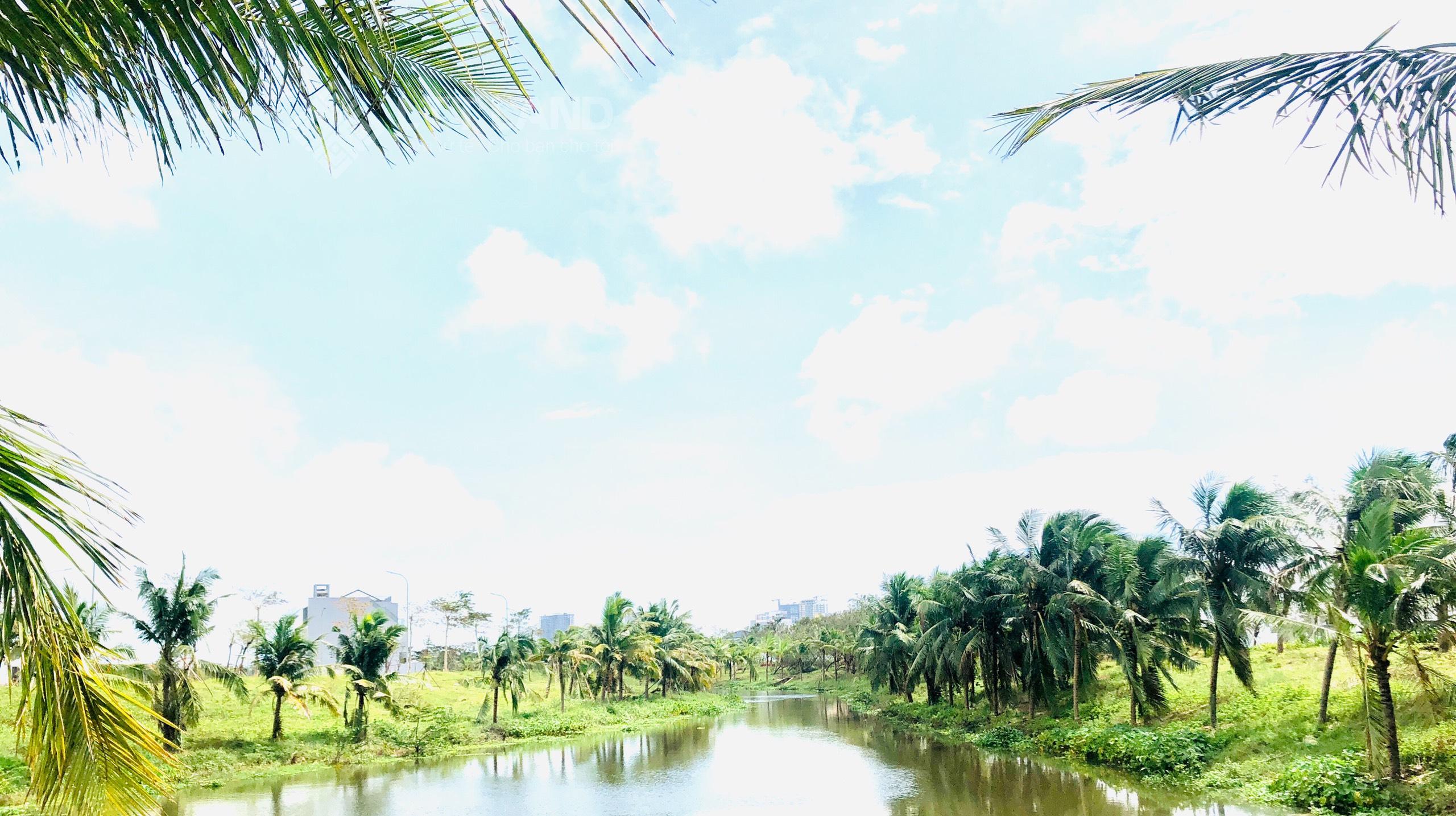 Bán đất biệt thự view kênh FPT Đà Nẵng