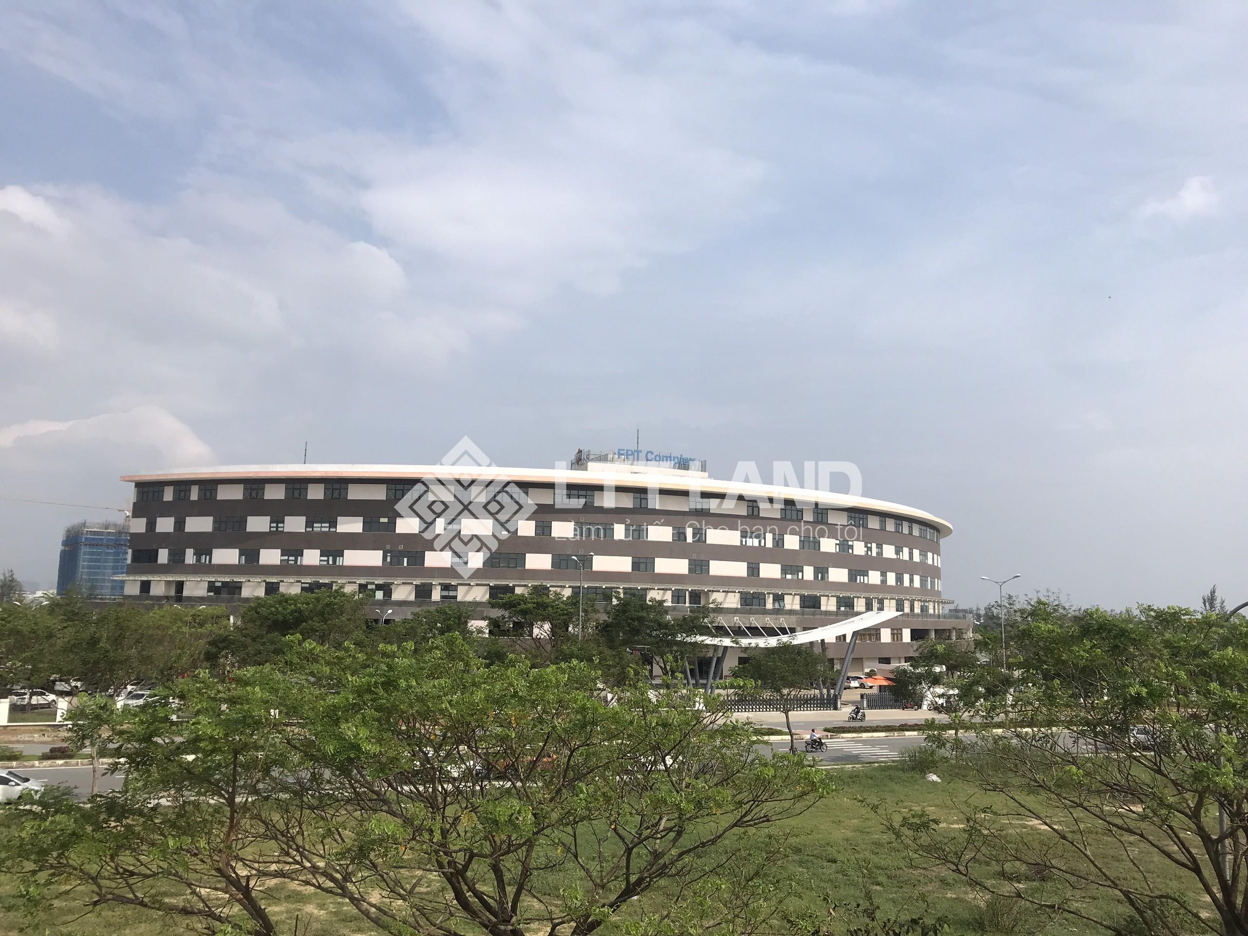 BÁN LÔ ĐẤT BIỆT THỰ SIÊU ĐẸP TẠI FPT CITY- 416M2