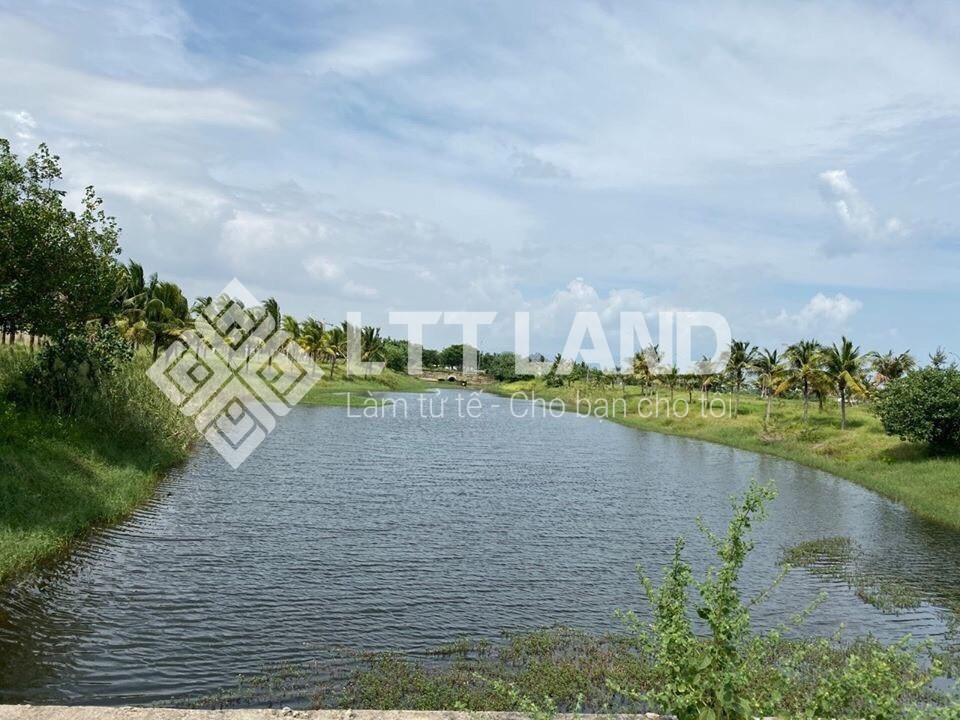 Biệt thự Vip R1 FPT View sông cạnh sân golf