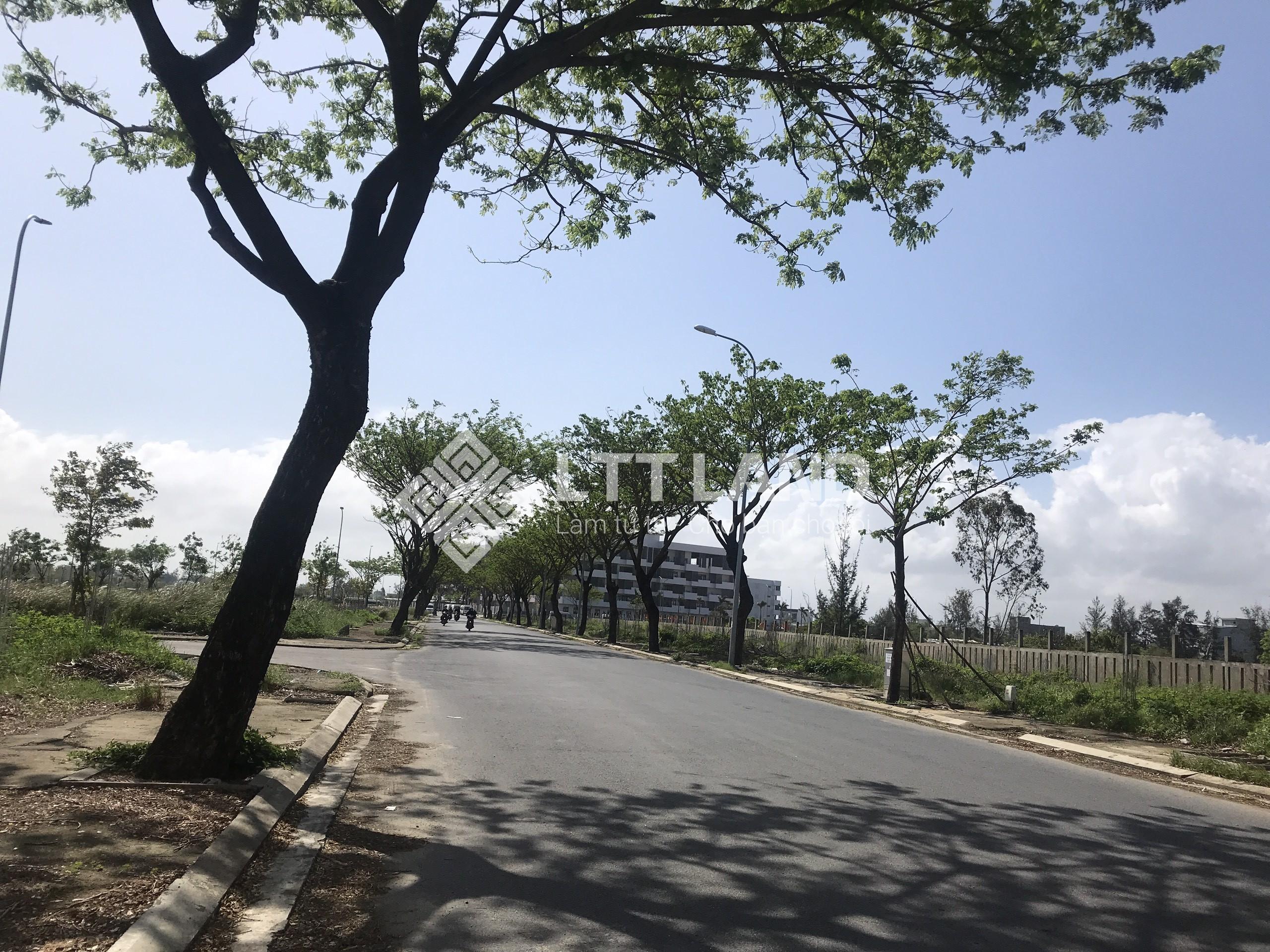 ĐẤT NỀN HƯỚNG ĐÔNG TRỤC SHOPHOUSE FPT CITY