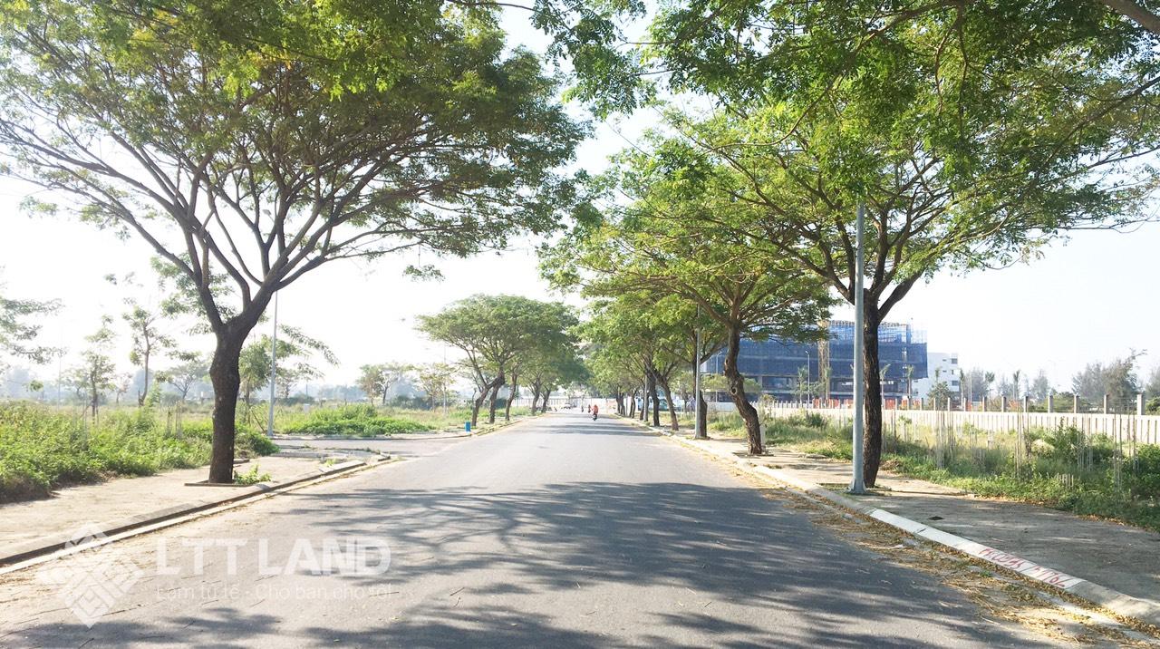 ĐẤT NỀN SHOPHOUSE FPT CITY 108M2