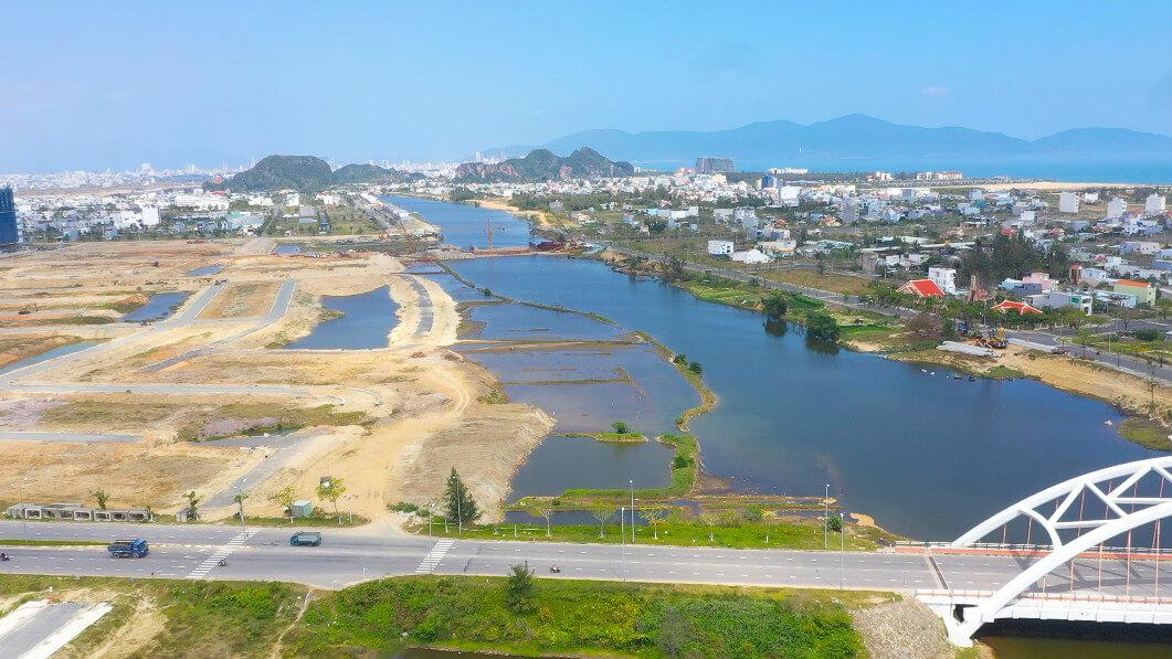 Cầu Cổ Cò - FPT CITY ĐÀ NẴNG hình ảnh mới nhất tháng 3-2021