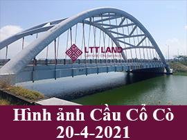 Cầu Cổ Cò FPT Đà Nẵng mới nhất