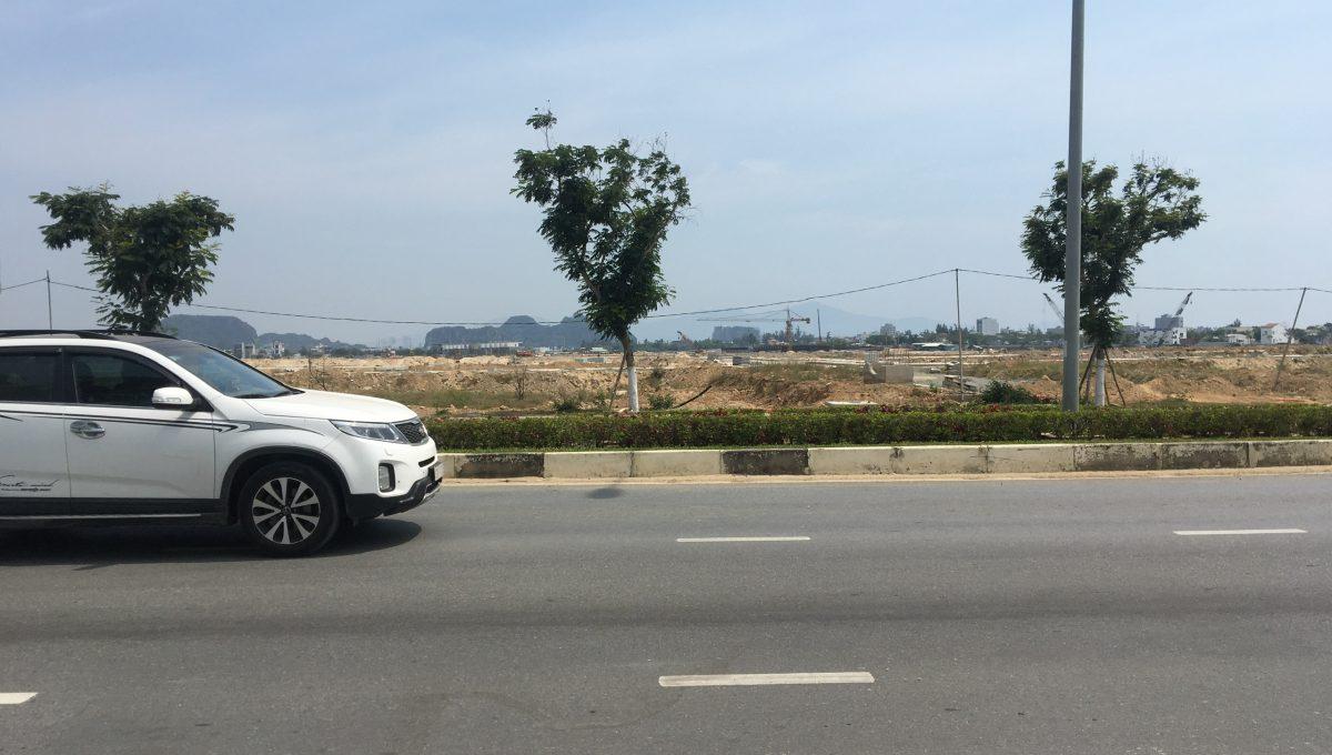 Đất mặt đường Nam Kỳ Khởi Nghĩa FPT Đà Nẵng
