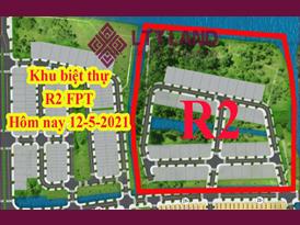 Khu biệt thự R2 - đô thị FPT Đà Nẵng