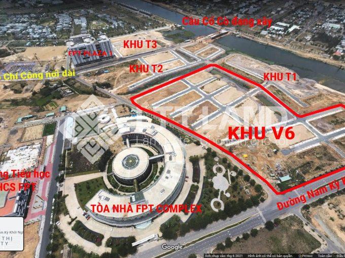 Khu V6 - FPT City Đà Nẵng